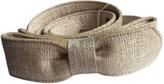 Chloé Boucle bow belt