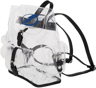 Northwest Company The Tampa Bay Lightning Lucia Clear Backpack