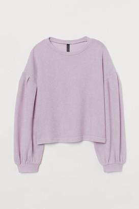 H&M Puff-sleeved jumper