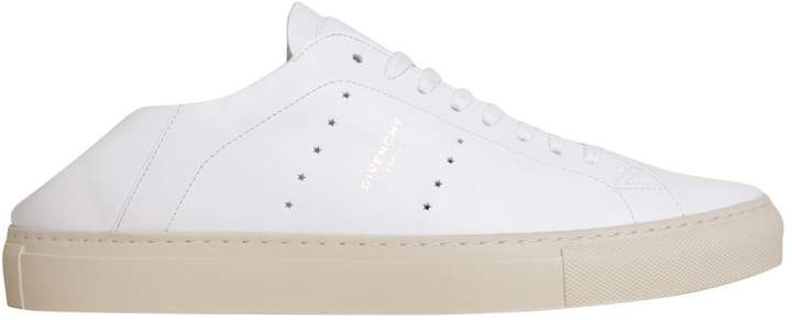 Givenchy Urban Street Foldable Leather Sneakers