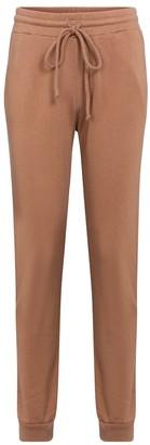 Lanston Cotton-blend trackpants