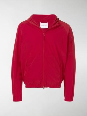Aspesi Hooded Lightweight Jacket