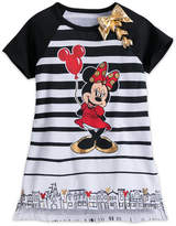 Disney Minnie Mouse Fashion Tee with Bow for Girls - Walt World
