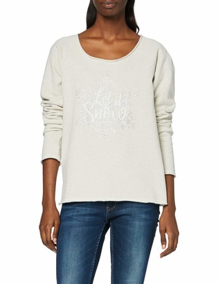 Herrlicher Women's Chrisann Sweat Sweatshirt