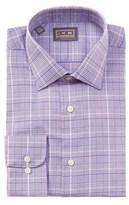 Ike Behar Ike By Tailored Fit Dress Shirt.