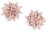 BaubleBar Women's Chrysanthemum Stud Earrings