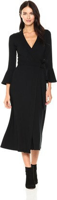 Rachel Pally Women's Luxe Rib Wrap Dress