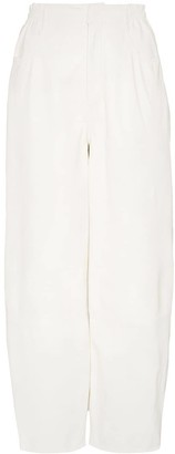 MM6 MAISON MARGIELA Wide Leg Trousers