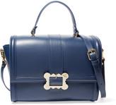 Vivienne Westwood Glasgow leather shoulder bag