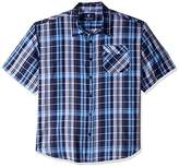 Rocawear Men's Platt Short Sleeve Shirt