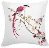 Ted Baker Bird Print Pillow