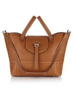 Meli-Melo New Thela Lux in Tan Calf Leather - sold out