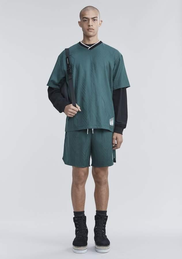 Alexander Wang Wool Soccer Shorts