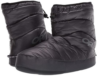 Outdoor Research Tundra Aerogel Booties (Black) Shoes