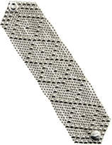 Liquid Metal 2 Inch Cuff Bracelet