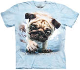 The Mountain Blue Underwater Dog Duncan Tee - Unisex