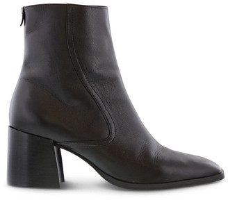 Tony Bianco Willa Black Como Ankle Boot