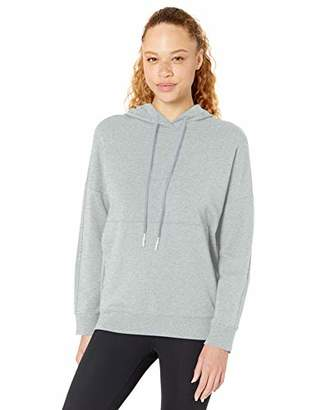 Core 10 Cotton Modal Oversized Pullover Hoodie Hooded Sweatshirt,S (4-6)