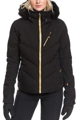 Roxy Snowstorm Plus Waterproof DryFlight® WarmFlight® Insulated Snowsports Jacket