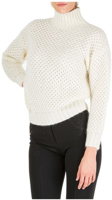 Alberta Ferretti Jazz O Roll Neck Jumper