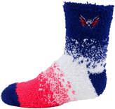 For Bare Feet Washington Capitals Marquee Sleep Soft Socks