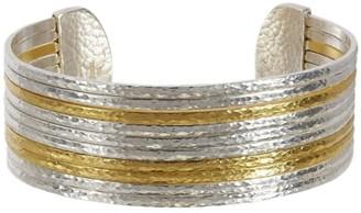 Gurhan 24kt gold Mango cuff bracelet