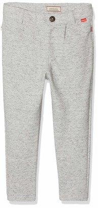 Scotch & Soda Boy's Bonded Dressed Sweatpants in Loose Tapered Fit Trouser
