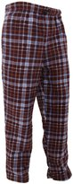 Universal Textiles Mens Tartan/Camo Fleece Loungewear/Pyjama Trousers/Bottoms