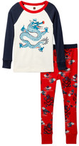 Tea Collection Mizuchi Fitted 2-Piece Pajama (Toddler, Little Boys, & Big Boys)