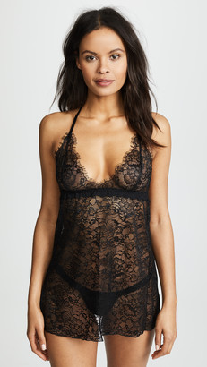 Hanky Panky After Midnight Wink Babydoll with G-String