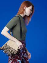 Diane von Furstenberg Fringe Soirée Crossbody Bag