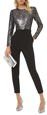 MICHAEL Michael Kors Sequined Lace Jumpsuit