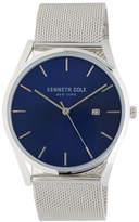 Kenneth Cole New York Men's Mesh Strap Watch, 42mm