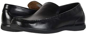 Dockers Lindon (Antique Brown Burnished Crazy Horse) Men's Slip on Shoes