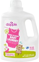 Dapple Baby Laundry Detergent - Fragrance-Free - 100 oz