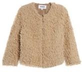 BB Dakota Women's Macy Faux Fur Jacket