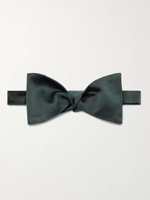 Paul Smith Self-Tie Silk-Grosgrain Bow Tie