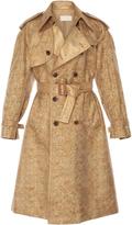 Maison Margiela Cloque Trench Coat