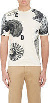 Loewe Men's Fossil Graphic T-Shirt