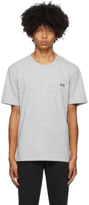 HUGO BOSS Grey Mix Match T-Shirt