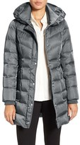 Kenneth Cole New York Women's Hooded Down Coat