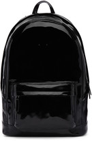 Pb 0110 Black Patent Leather Ca 6 Backpack