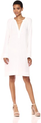 BCBGMAXAZRIA Azria Women's Roxanne Long Sleeved Woven Dress