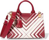 Anya Hindmarch Ephson Mini textured-leather shoulder bag