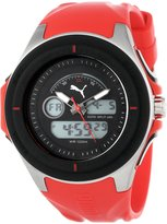 Puma Men's PU911021002 Fuel Digital and Analog Watch