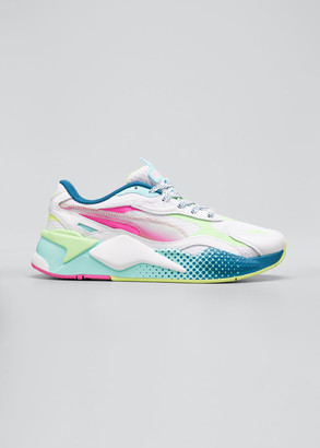 Puma Men's RS-X Colorblock Mesh Runner Sneakers