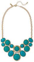 New York & Co. Cabochon Bib Necklace