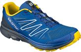 Salomon Nautical Blue & Ombré Blue Sense Marin Trail Running Shoe - Men