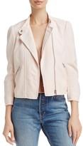 Rebecca Taylor Textured Zip Jacket