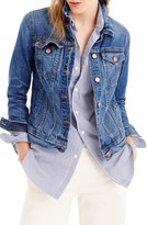 J.Crew Petite Women's Denim Jacket